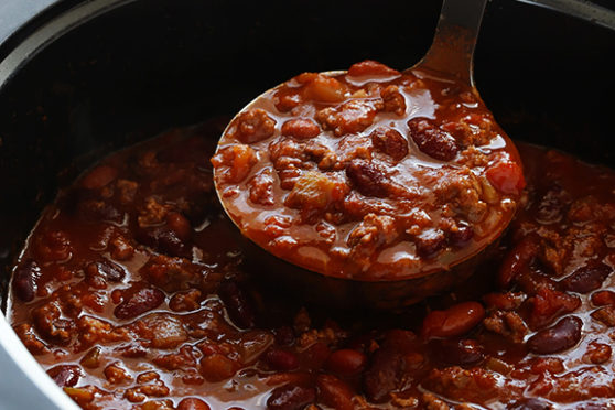 Annual Chili Supper Feb. 24